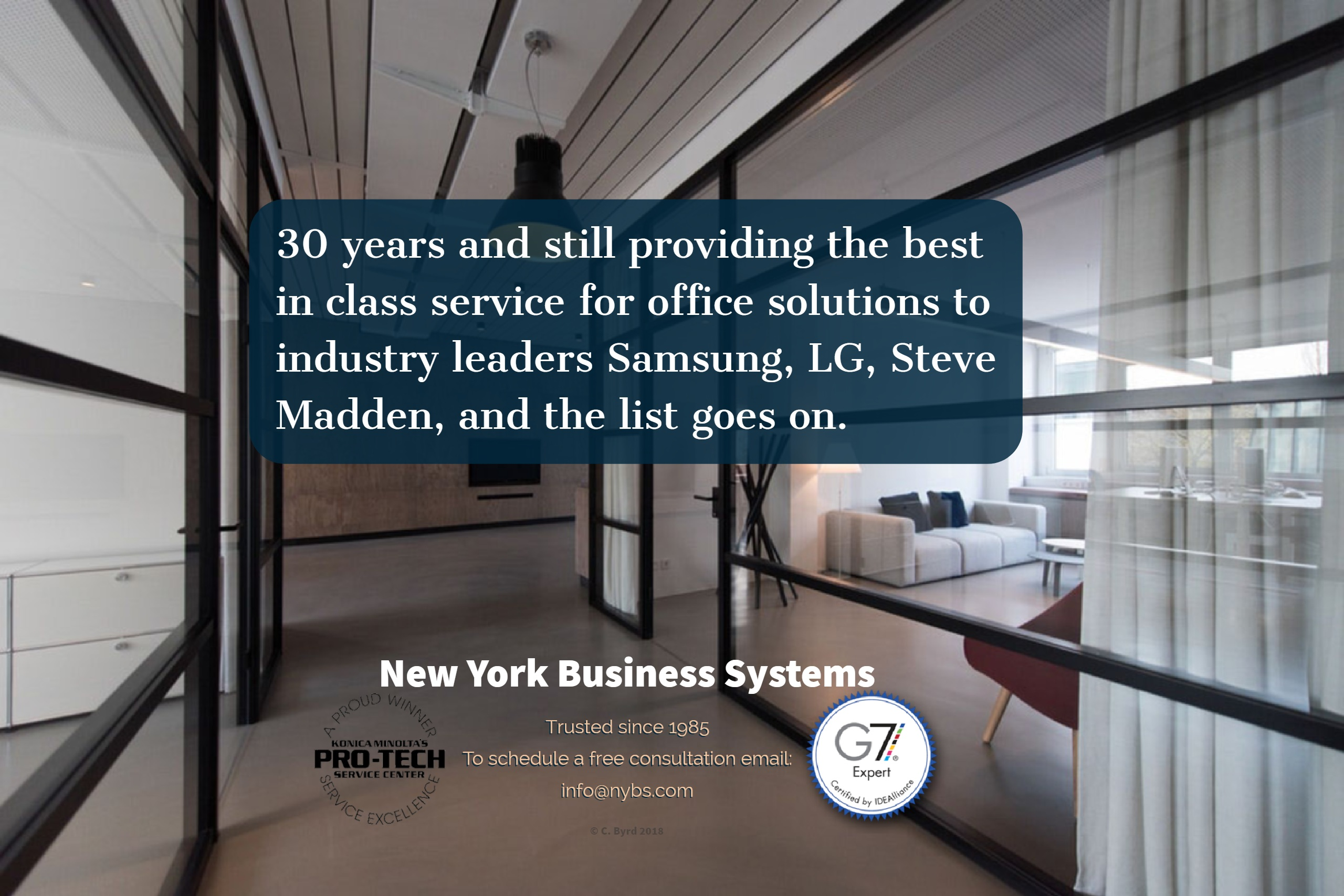 New York Business Systems Blog intro